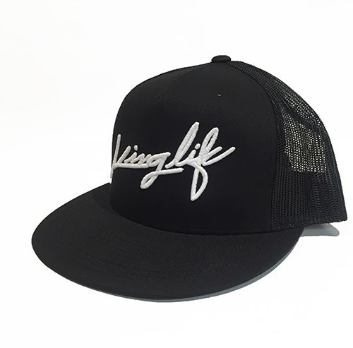 Image of WHITE KINGLIFE TRUCKER