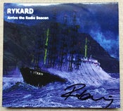Image of Rykard - Arrive the Radio Beacon [Rare Signed CD 1 of 3]