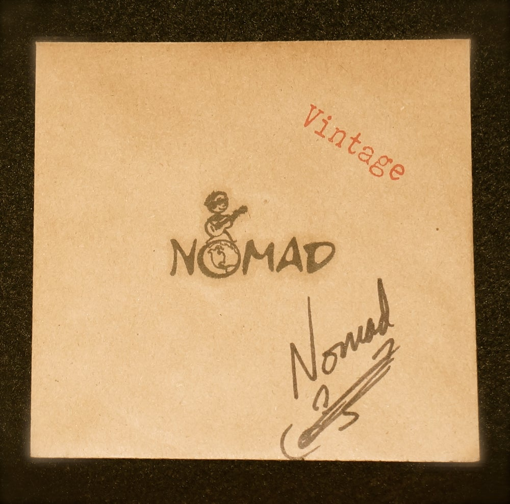 Image of Vintage Collection CD by Nomad