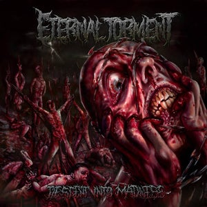 Image of DISFIGURED/ETERNAL TORMENT/INDETERMINABLE/VEIN OF HATE/ESSENCE OF DATUM - CD's