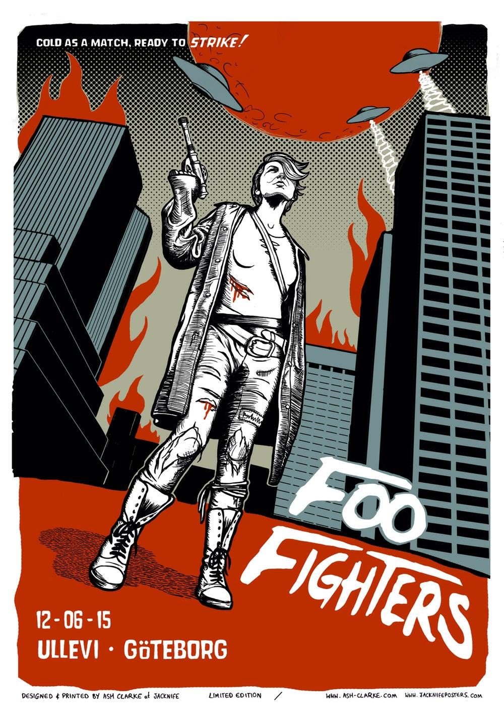 Image of FOO FIGHTERS // Göteborg, Sweden