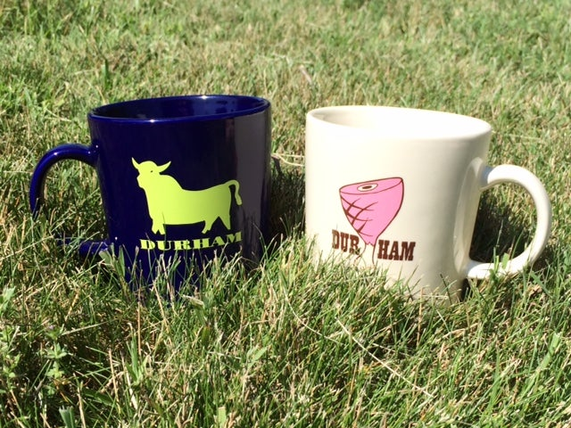 Image of BULL Icon mug / DurHAM mug