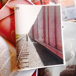 Image of Faded Glory Magazine #28