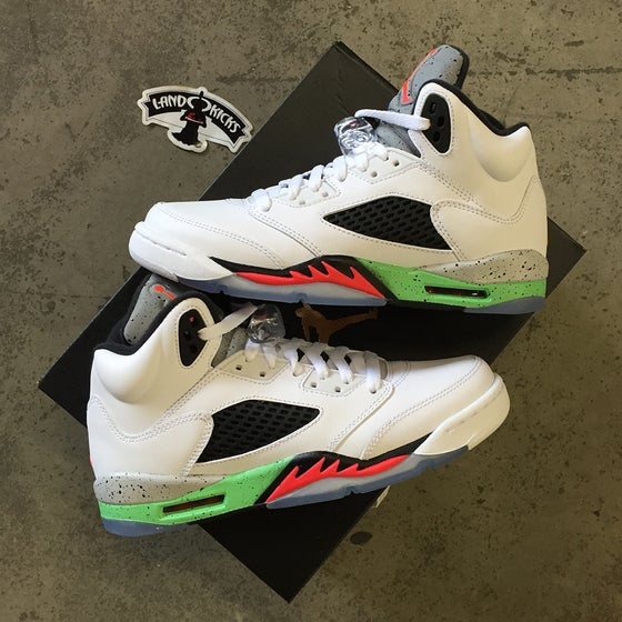 Image of Nike Air Jordan 5 Retro 'Pro Stars'