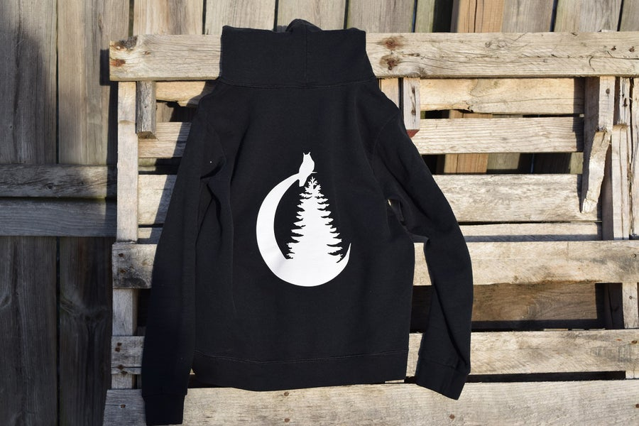 Image of Moon Logo Sweatshirt