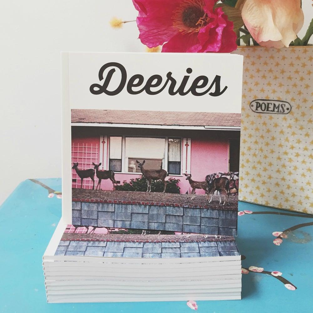 Image of DEERIES • Book