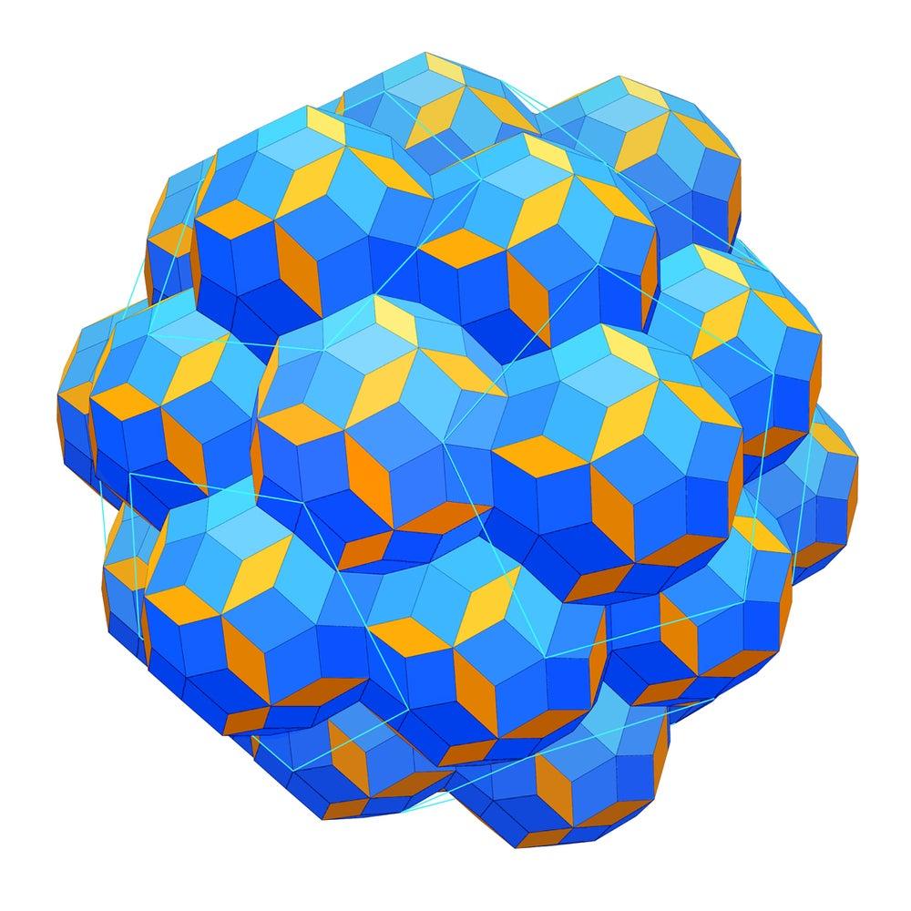 Image of Clark Richert <i>Enneacon Cluster</i>