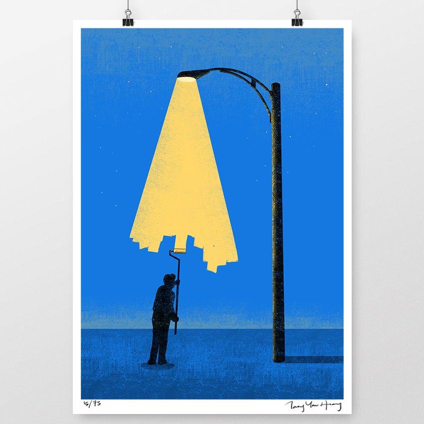 Image of Light Painter