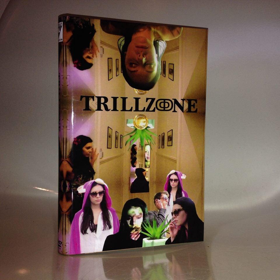 Image of PRE-ORDER: Trillzone (2014, Directed by Nikhil Singh) DVDr HARDBOX