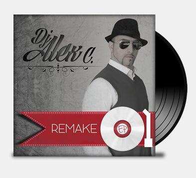 """Image of VINILE // DJ ALEX C """"REMAKE"""""""