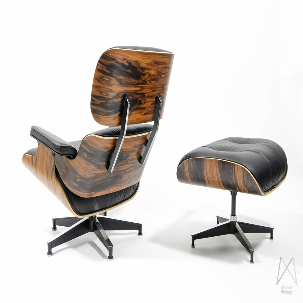 Modern vintage amsterdam original eames furniture eames lounge chair otto - Eames lounge chair prix ...