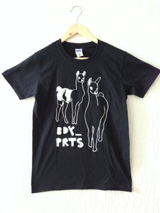 Image of Llamas Men - Black (SOLD OUT - MORE COMING SOON)