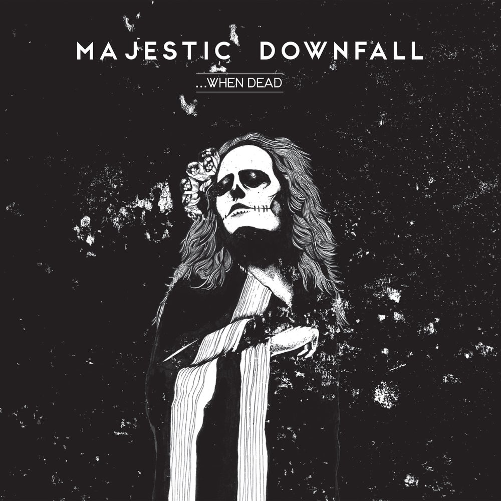 "Image of MAJESTIC DOWNFALL ""...When Dead"" Digifile CD"