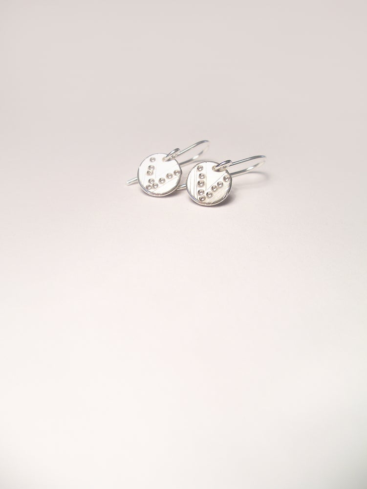 Image of DOT EARRING: DOT V