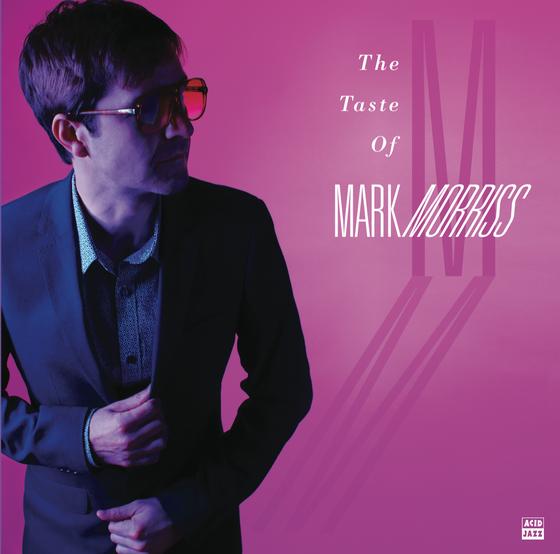 Image of Mark Morriss - The Taste Of Mark Morriss - CD/LP