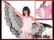 Image of Crochet Patterns eBook Irish Lace Dresses Wedding Diagram FREE SHIPPING - JMEDI