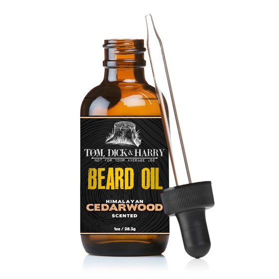 Image of Beard Oil - Himalayan Cedarwood - 1oz