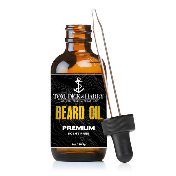 Image of Beard Oil - 1oz