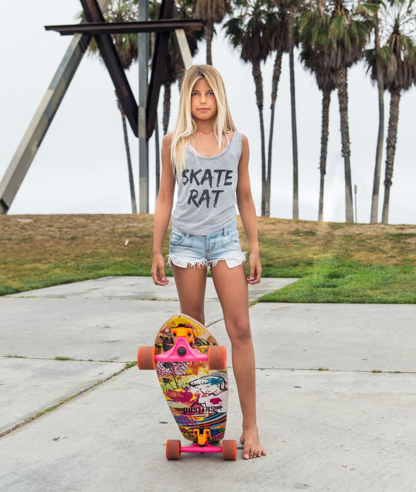 Image of SKATE RAT TANK TOP