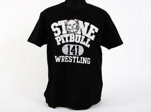 Image of Tomohiro Ishii 'Stone Pitbull' T-Shirt