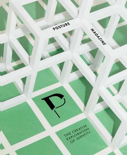 Image of Posture Magazine Issue No. I