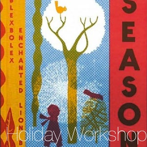 Image of Holiday Workshop Screen Printing