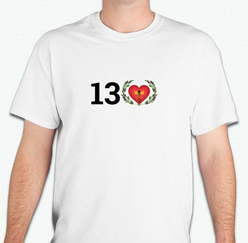 Image of 13Love T-shirt