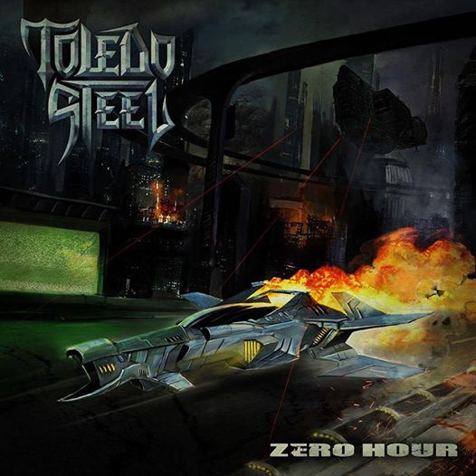 Image of Toledo Steel Zero hour EP