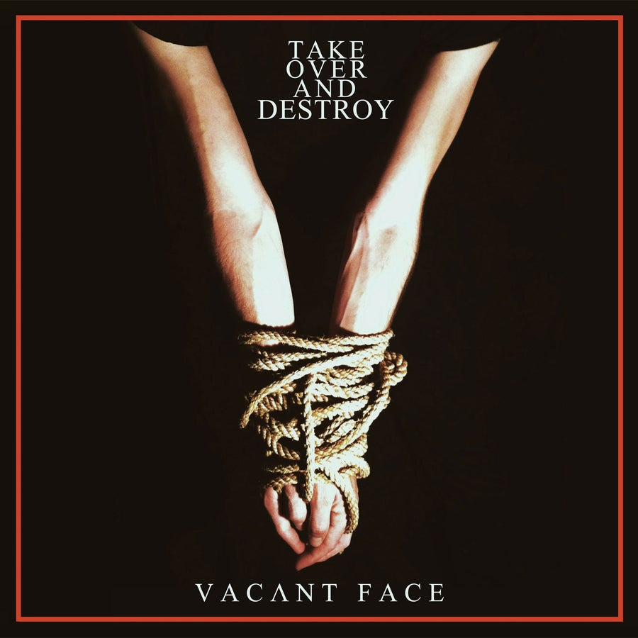 """Image of TAKE OVER AND DESTROY """"Vacant Face"""" Double LP"""
