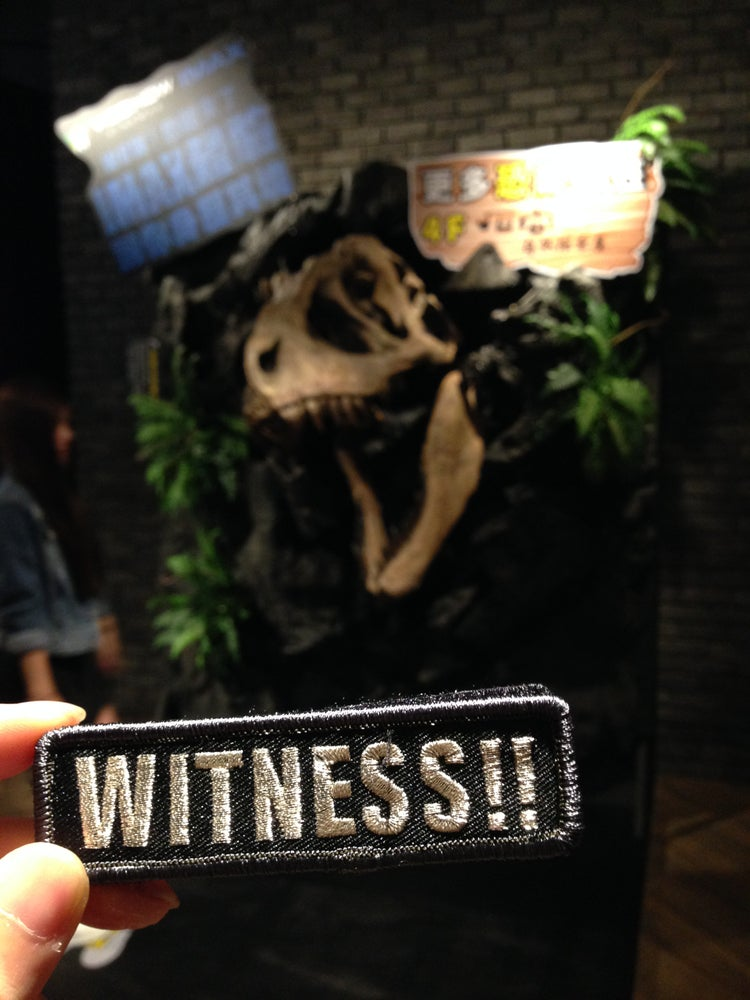 Image of Witness patch