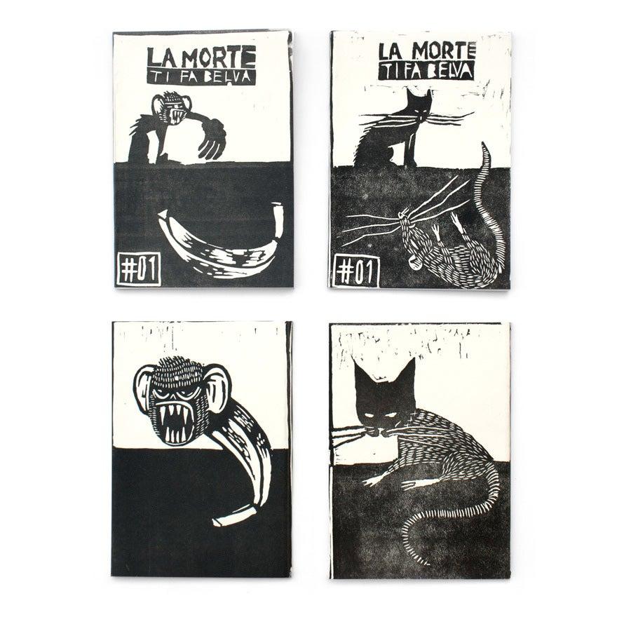 Image of La Morte ti fa Belva - issue #01