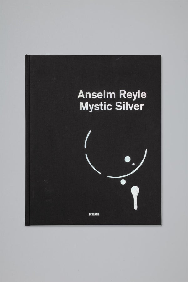 Image of Anselm Reyle - Mystic Silver