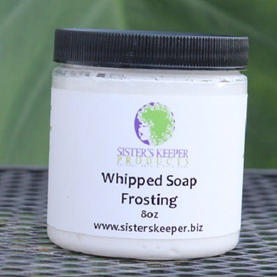 Image of Whipped Soap Frosting