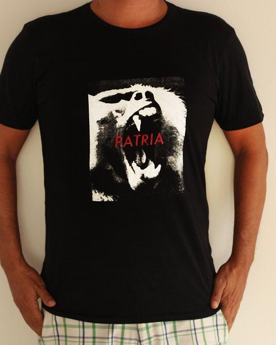 Image of PATRIA T-Shirt by Carlos Saladen-Vargas