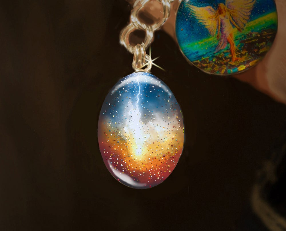 Image of The Creation - Divine Energy Charm