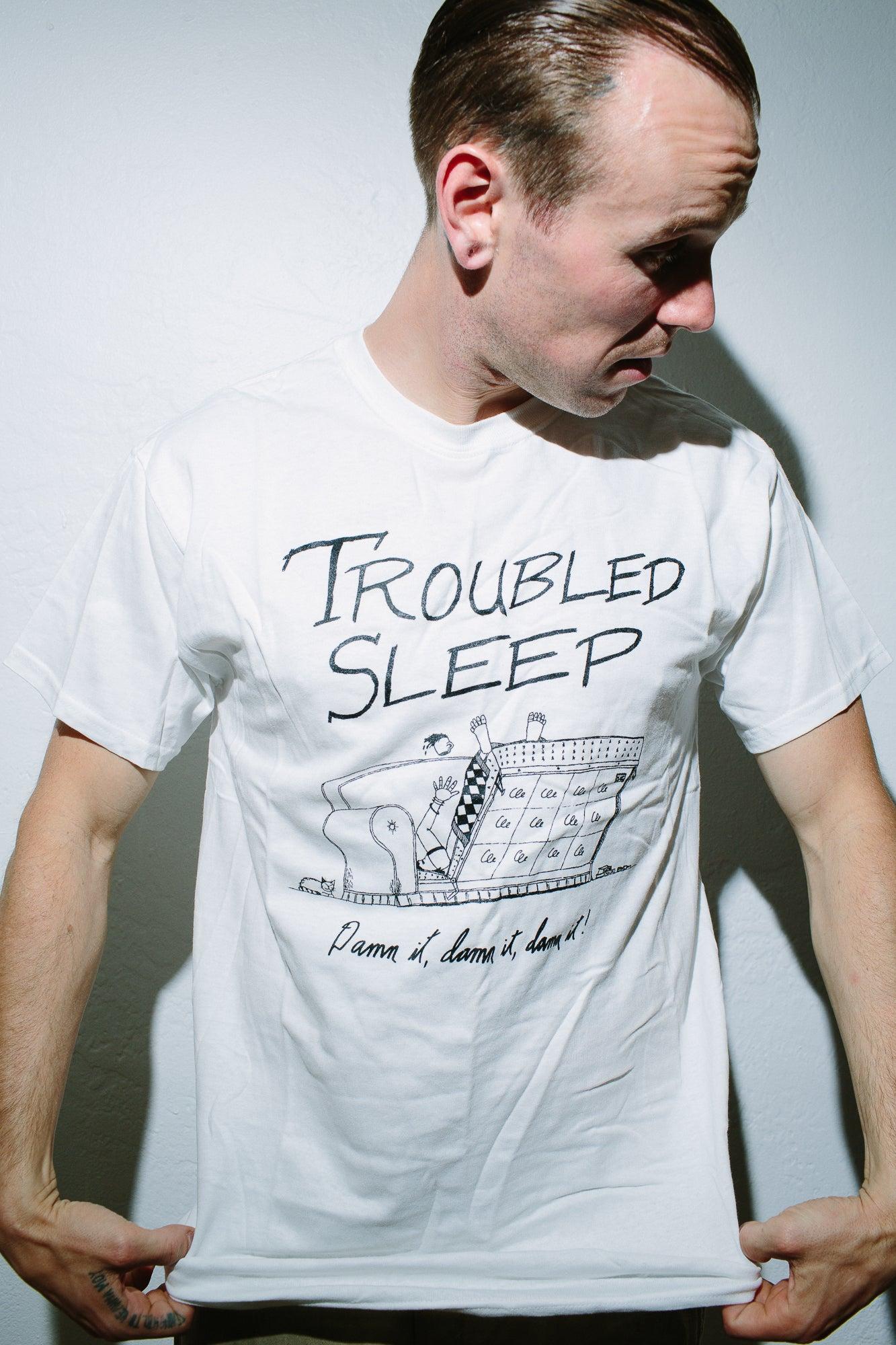 Image of Troubled Sleep Sean Doody Shirt