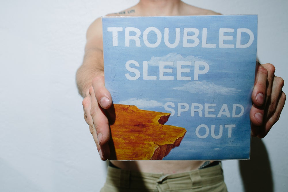 Image of Troubled Sleep Spread Out 7""