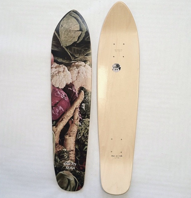 Image of Vegetable Cruiser Board (Limited Edition)