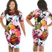 Image of Mixee Emotions Bodycon