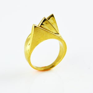 Image of Tri Triangle Ring