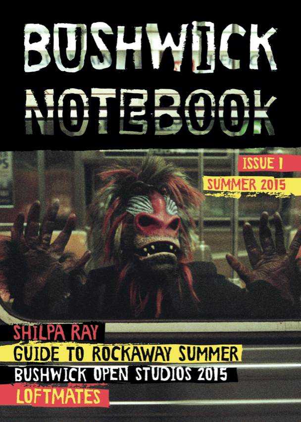 Image of Bushwick Notebook Issue 1