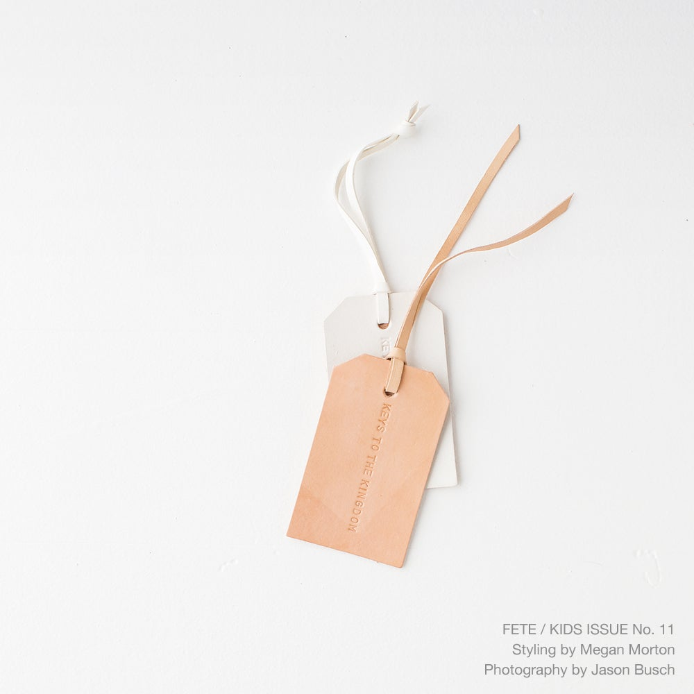 Image of The Bambino Keepsake Tag