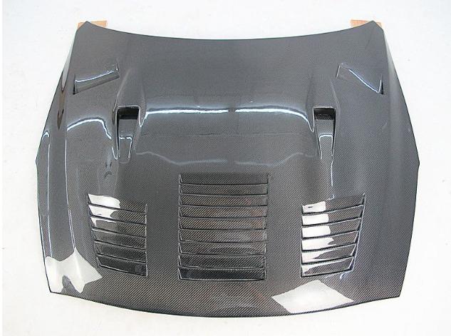 Image of Full carbon Fibre GT Bonnet/Hood