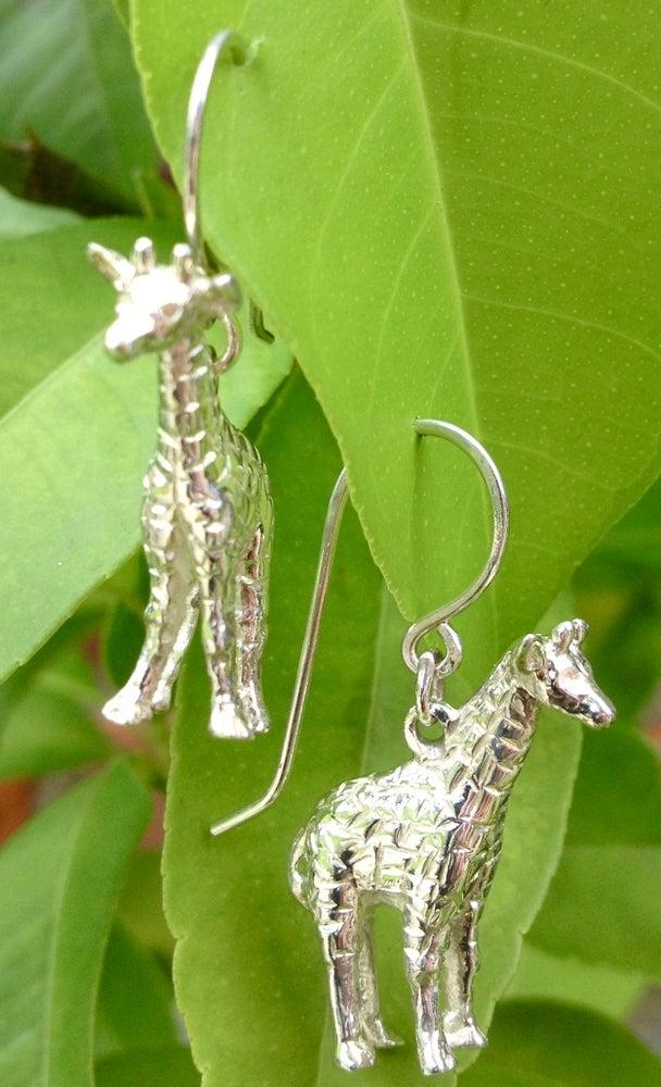 Image of Giraffe Jewelry