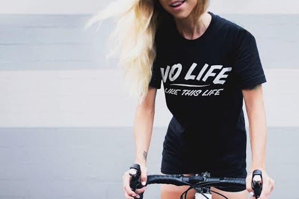 Image of No Life // Travis Simon T-Shirt