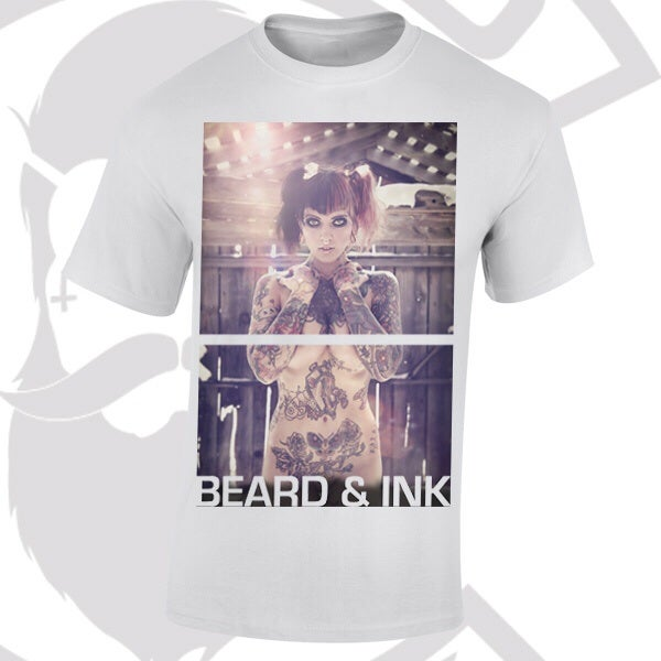 Image of Beard and Ink Kate Tee