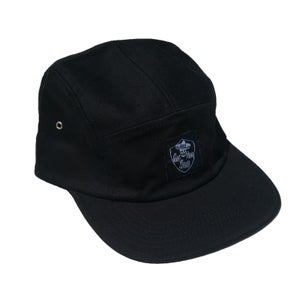Image of BLACK QUE PASA HOMES PANEL HATS