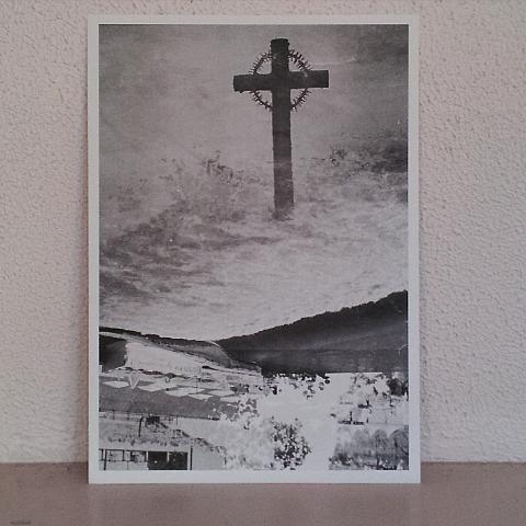 Image of A3 Riso Poster Print by Jessica De Mercurio