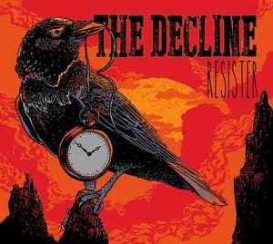 """Image of CD Album - """"Resister"""""""