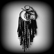 Image of Crescent Moon Dreamcatcher I